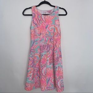 Lilly Pulitzer Felicity Fit & Flare Dress Size XS